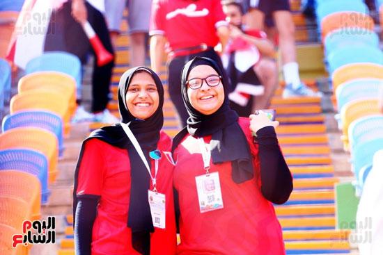 مشجعى منتخب مصر أمام أوغندا (55)