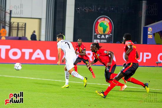 مباراة مصر وأوغندا (13)