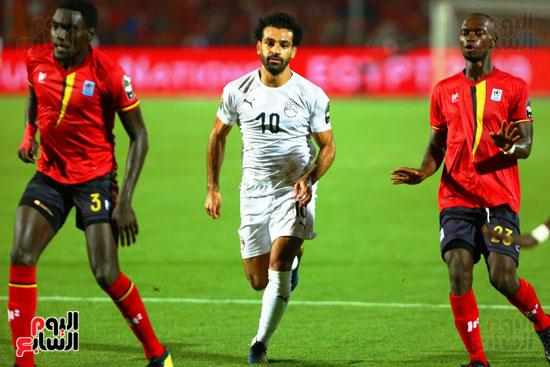 منتخب مصر يتأهل بالعلامة الكاملة إلى دور الـ16 لأمم أفريقيا  (36)