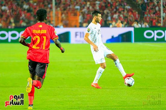مباراة مصر وأوغندا (15)