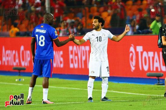 منتخب مصر يتأهل بالعلامة الكاملة إلى دور الـ16 لأمم أفريقيا  (29)