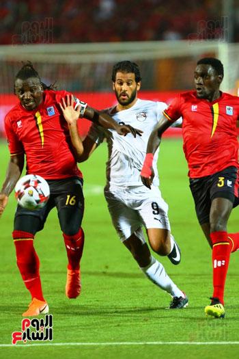 منتخب مصر يتأهل بالعلامة الكاملة إلى دور الـ16 لأمم أفريقيا  (28)