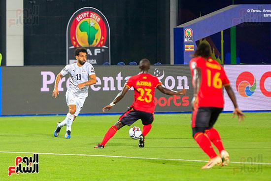 مباراة مصر وأوغندا (18)