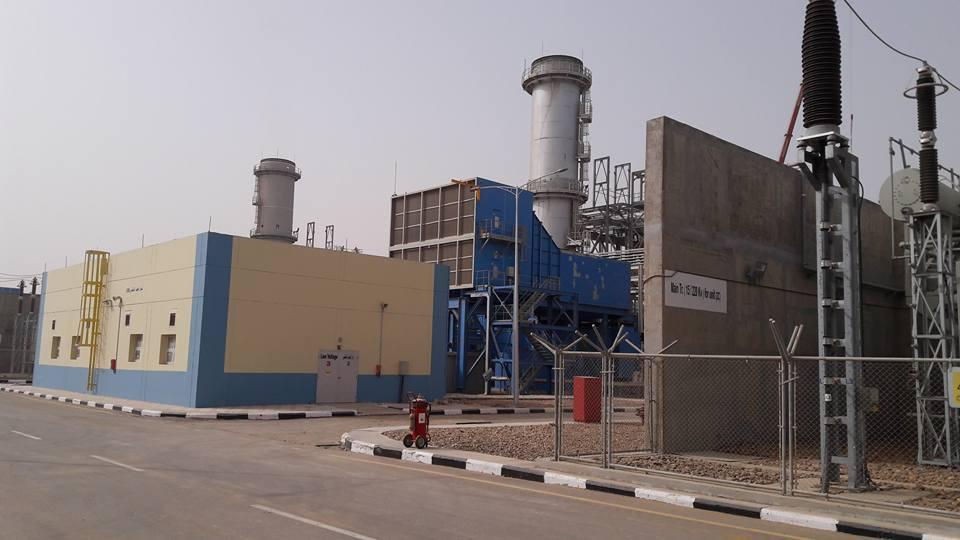 محطة كهرباء اسيوط  (2)