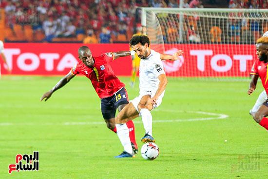 مباراة مصر وأوغندا (64)