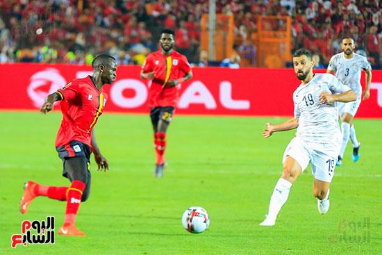 مباراة مصر وأوغندا (26)