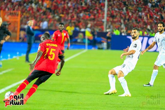 مباراة مصر وأوغندا (8)