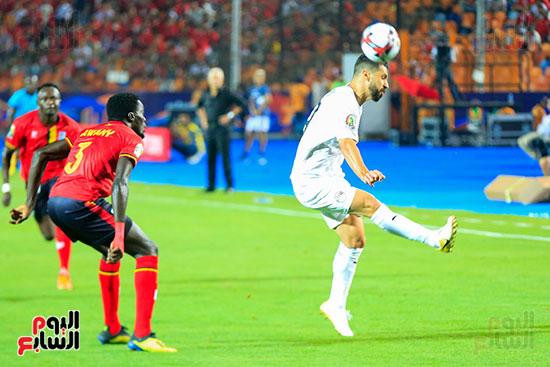مباراة مصر وأوغندا (1)