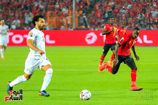 مباراة مصر وأوغندا (10)