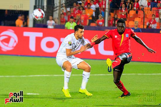 مباراة مصر وأوغندا (11)