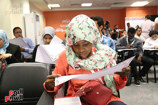 الأكاديمية الوطنية للشباب تستقبل أول دفعة لبرنامج تأهيل الأفارقة (9)
