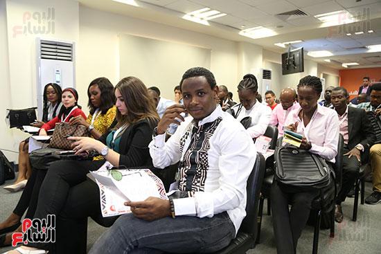 الأكاديمية الوطنية للشباب تستقبل أول دفعة لبرنامج تأهيل الأفارقة (7)
