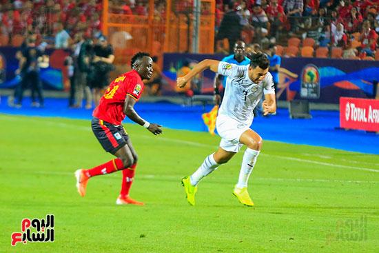 مباراة مصر وأوغندا (30)