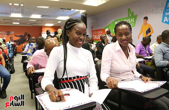 الأكاديمية الوطنية للشباب تستقبل أول دفعة لبرنامج تأهيل الأفارقة (15)