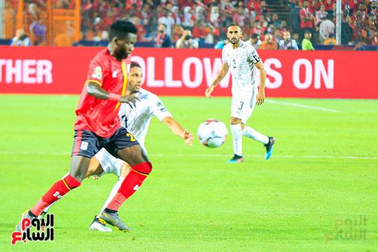 مباراة مصر وأوغندا (20)