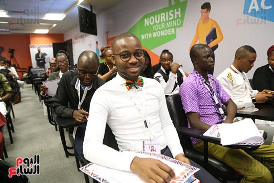 الأكاديمية الوطنية للشباب تستقبل أول دفعة لبرنامج تأهيل الأفارقة (13)
