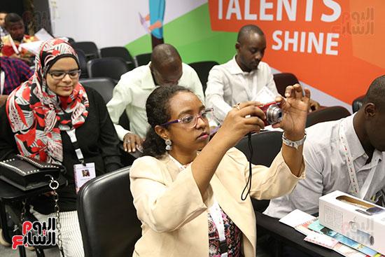الأكاديمية الوطنية للشباب تستقبل أول دفعة لبرنامج تأهيل الأفارقة (17)