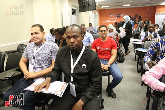الأكاديمية الوطنية للشباب تستقبل أول دفعة لبرنامج تأهيل الأفارقة (8)