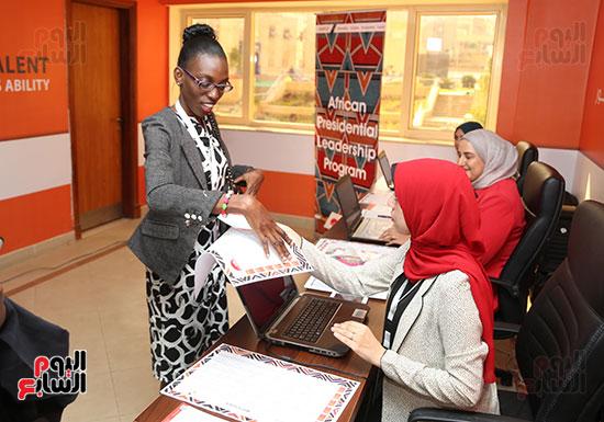 الأكاديمية الوطنية للشباب تستقبل أول دفعة لبرنامج تأهيل الأفارقة (5)