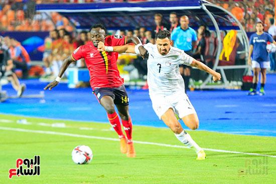 مباراة مصر وأوغندا (33)