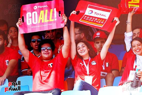 مشجعى منتخب مصر أمام أوغندا (43)