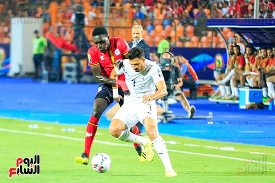 مباراة مصر وأوغندا (49)
