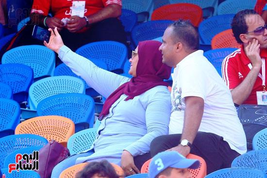 مشجعى منتخب مصر أمام أوغندا (56)
