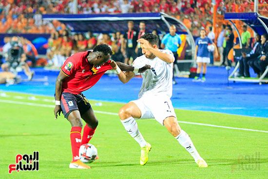 مباراة مصر وأوغندا (38)