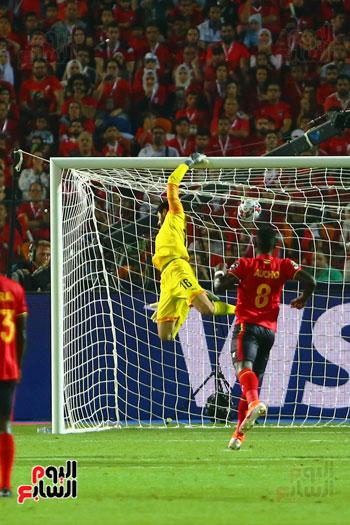 منتخب مصر يتأهل بالعلامة الكاملة إلى دور الـ16 لأمم أفريقيا  (10)