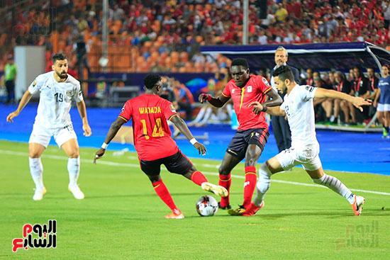 مباراة مصر وأوغندا (46)