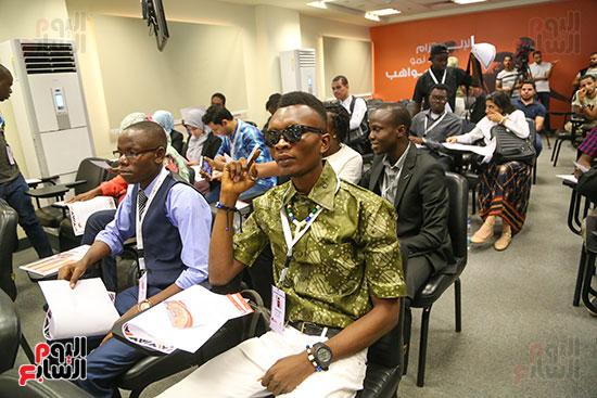 الأكاديمية الوطنية للشباب تستقبل أول دفعة لبرنامج تأهيل الأفارقة (18)