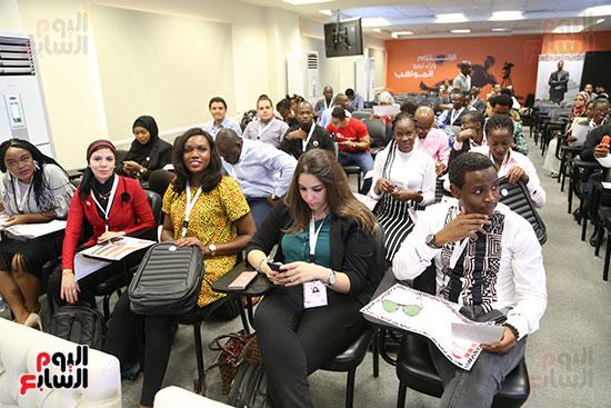 الأكاديمية الوطنية للشباب تستقبل أول دفعة لبرنامج تأهيل الأفارقة (12)