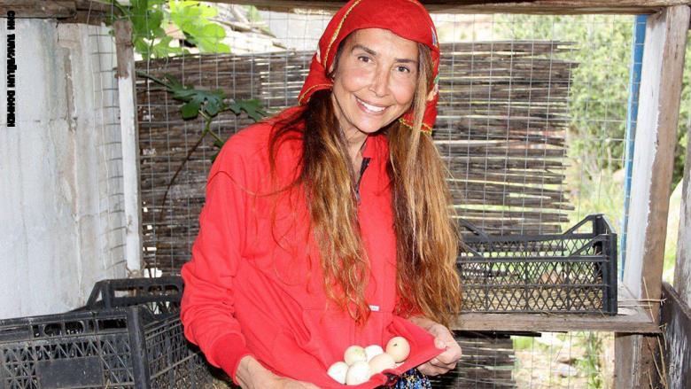 بيلون دهمن تجمع البيض