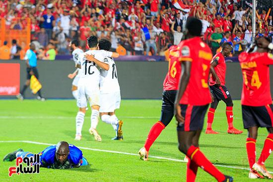 مباراة مصر وأوغندا (53)