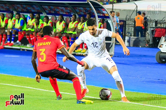 مباراة مصر وأوغندا (44)