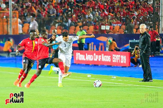 مباراة مصر وأوغندا (34)
