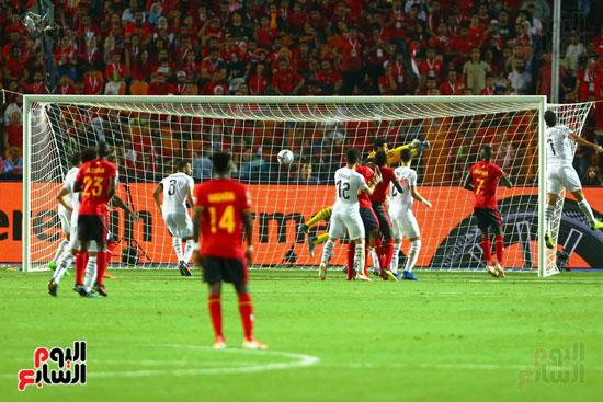 منتخب مصر يتأهل بالعلامة الكاملة إلى دور الـ16 لأمم أفريقيا  (2)