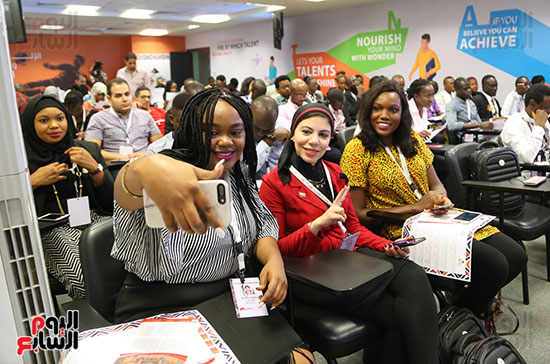 الأكاديمية الوطنية للشباب تستقبل أول دفعة لبرنامج تأهيل الأفارقة (16)