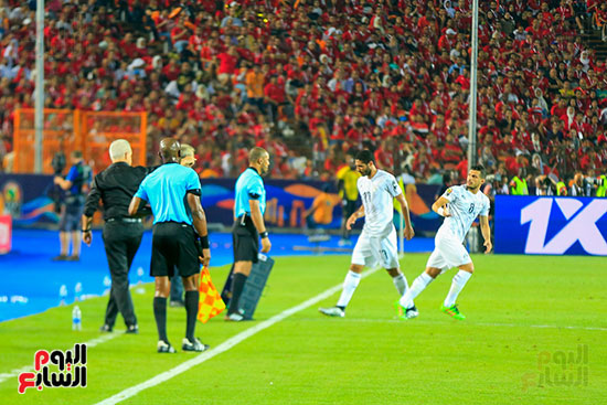 مباراة مصر وأوغندا (29)