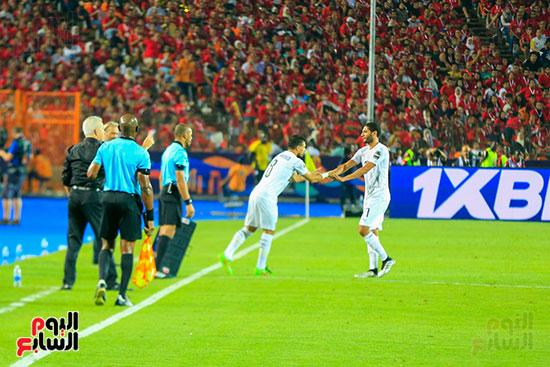 مباراة مصر وأوغندا (3)