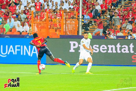 مباراة مصر وأوغندا (14)