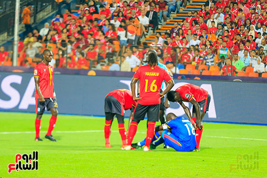 مباراة مصر وأوغندا (9)