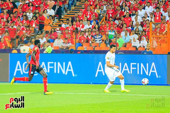 مباراة مصر وأوغندا (4)