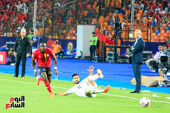 مباراة مصر وأوغندا (58)