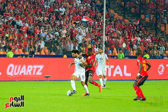 مباراة مصر وأوغندا (28)
