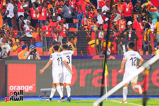 مباراة مصر وأوغندا (50)