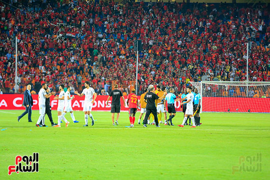 مباراة مصر وأوغندا (7)