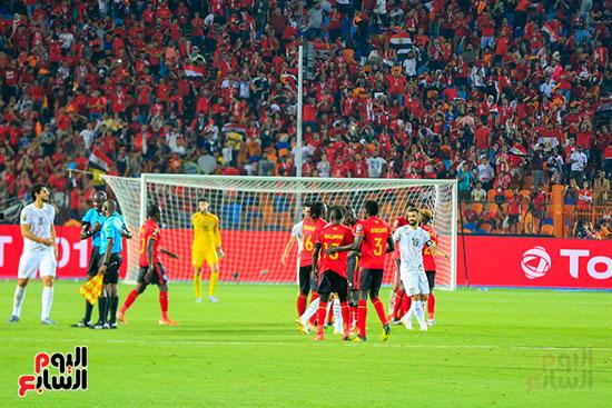 مباراة مصر وأوغندا (6)