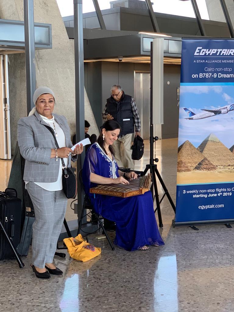 مصر للطيران تحتفل (1)