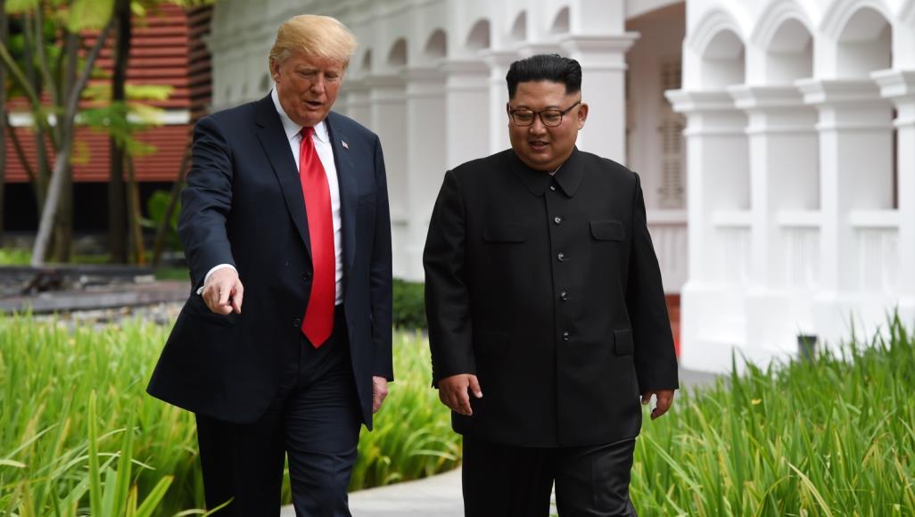 ترامب أزاح الستار عن تفاصيل عدة فى حياة الزعيم الكورى الشاب